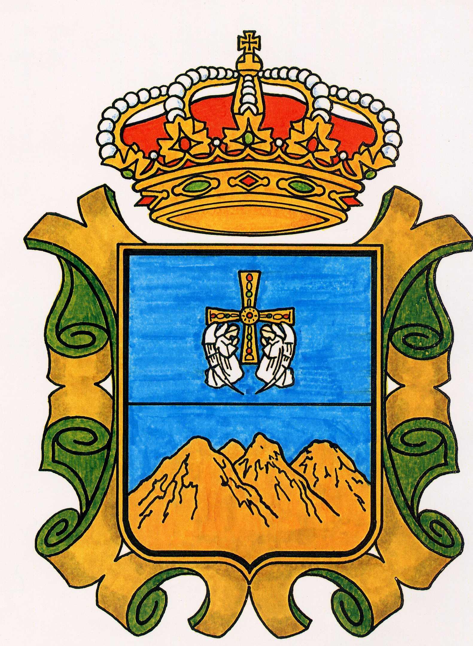 ESCUDO RIOSA