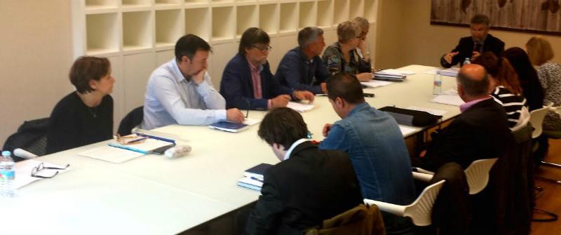 La FACC acuerda participar en un proyecto transnacional para impulsar Asturias como 'Smart Region'