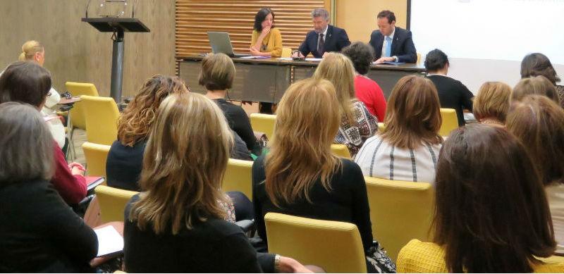 Los Ayuntamientos asturianos se comprometes con el Pacto Social contra Violencia sobre las Mujeres