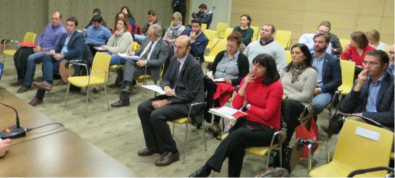 Reunión en la FACC sobre el Área Metropolitana de Asturias