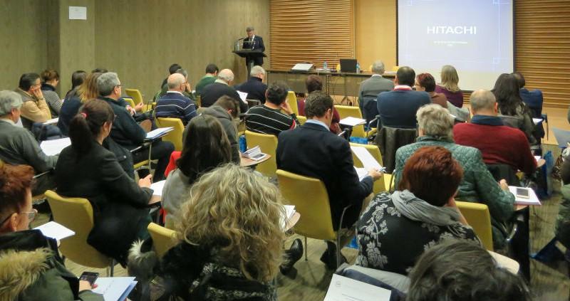 La FACC celebra una sesión informativa sobre los contratos de su Central de Contratación