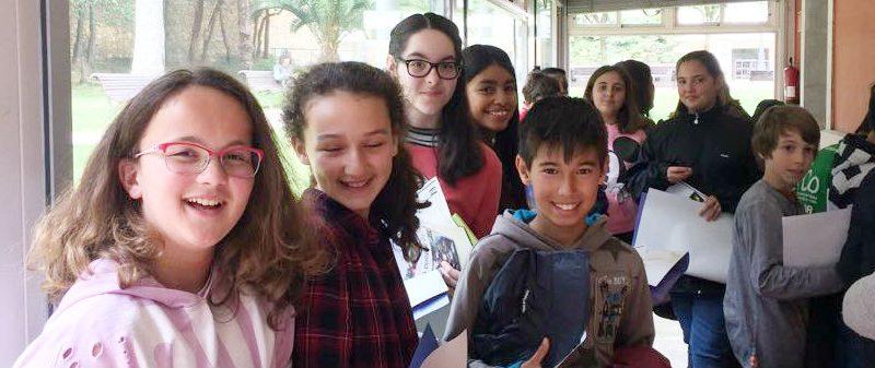 Europe Direct Asturias celebra el Día de Europa con escolares asturianos