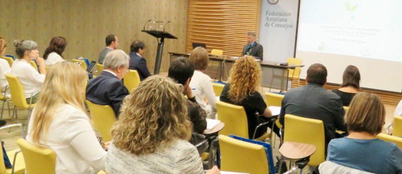 La FACC promoverá en Asturias los objetivos del Pacto de los Alcaldes por el Clima y la Energía