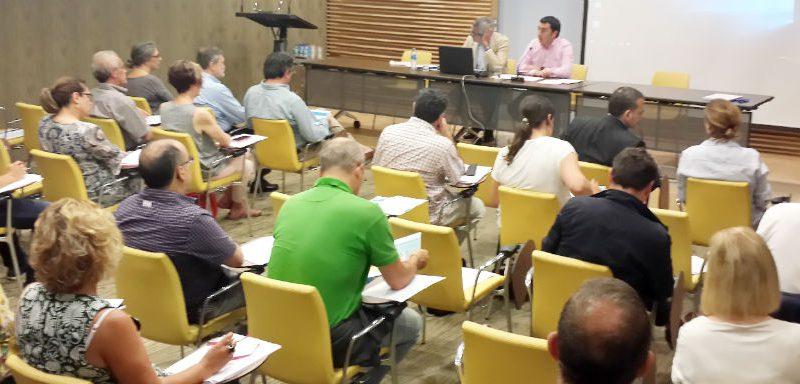 La FACC acoge un curso de la FEMP sobre transparencia en los Ayuntamientos