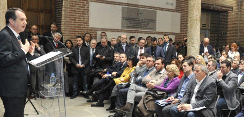 La FACC participa en la cumbre municipal de la FEMP sobre el superávit local