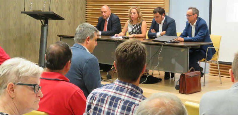 La FACC participará en un grupo de trabajo para impulsar el transporte sostenible