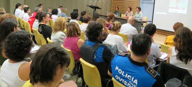 La FACC acoge una jornada formativa sobre la atención a víctimas de violencia sexual