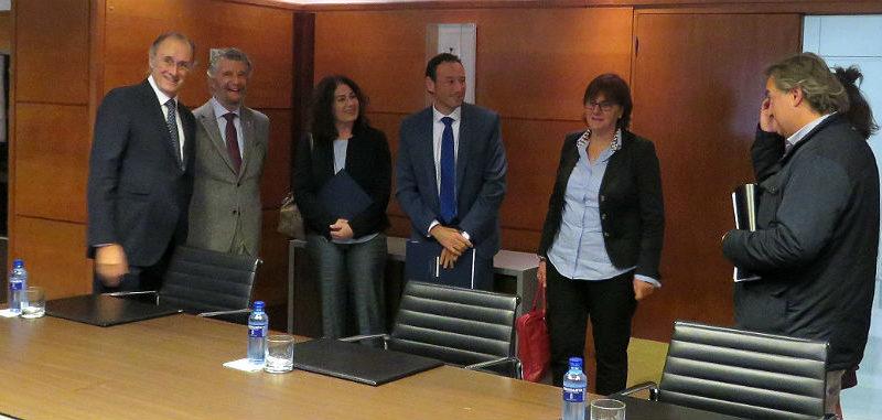 La FACC apoya reforzar el protocolo antidesahucios con nuevas medidas de coordinación