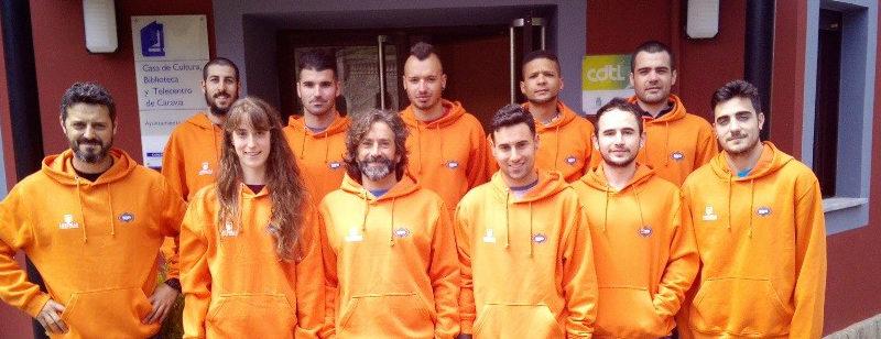 La FACC completa con éxito el servicio de socorrismo en las playas de Caravia