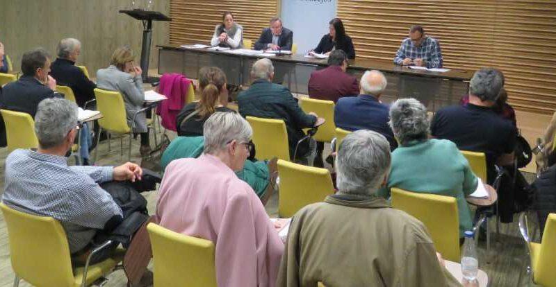 Los Ayuntamiento costeros analizan el SAPLA 2019 en la FACC
