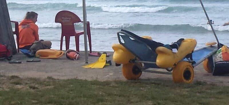 La FACC abre el proceso de selección de personal de salvamento en playas