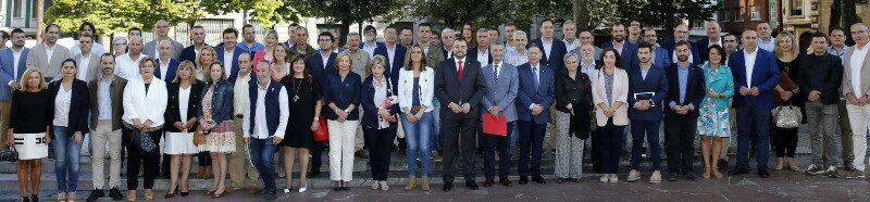 Los Ayuntamientos y el Principado fijan las bases de la colaboración para la legislatura