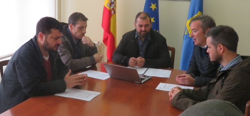 Bimenes, Caravia y Sariego reciben las auditorías energéticas de las instalaciones de alumbrado público