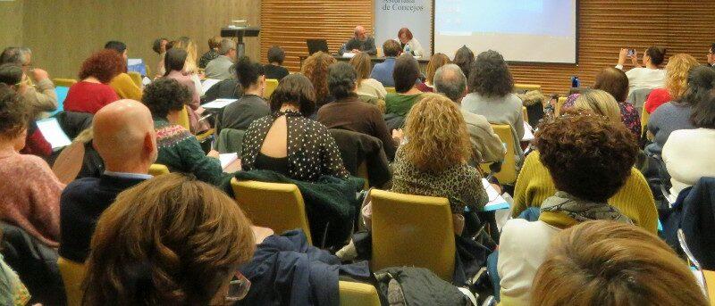Más de 80 personas participan en la jornada de la FACC sobre envejecimiento activo