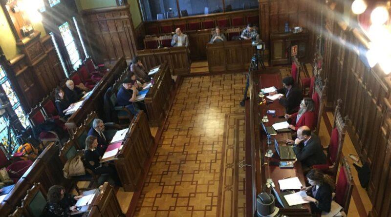 La FACC expone en la Junta su criterio sobre el Proyecto de Ley de Garantías de Derechos y Prestaciones Vitales