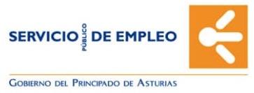 Logo Servicio Público de Empleo del Gobierno del Principado de Asturias