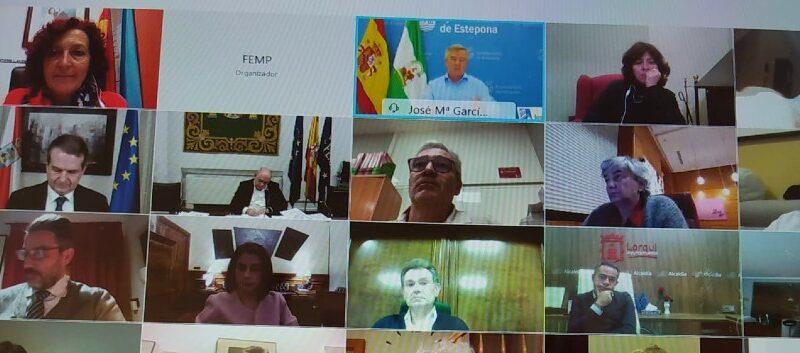 La FACC participa en el Consejo Territorial de la FEMP representada por su Presidenta y su Vicepresidente Primero