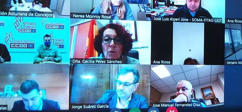 La FACC expresa su apoyo al sector industrial asturiano