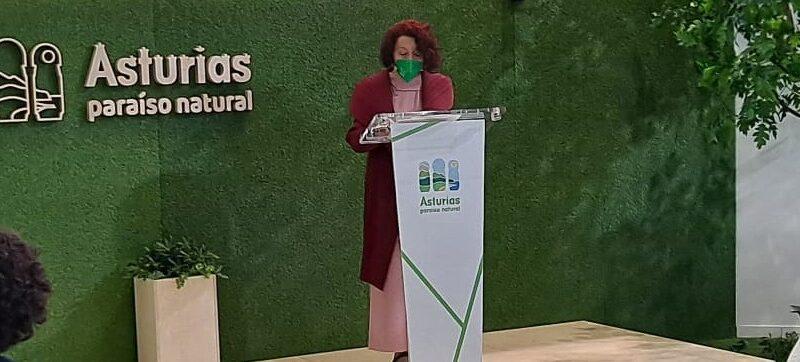 La Presidenta de la FACC expone en FITUR las excelencias turísticas de los concejos asturianos